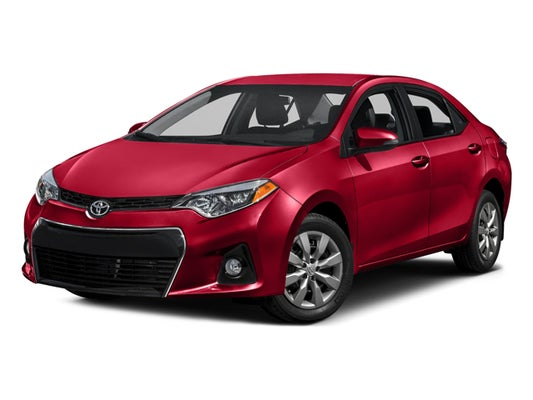 2016 Toyota Corolla S Special Edition In Wilbraham Ma Lia Of