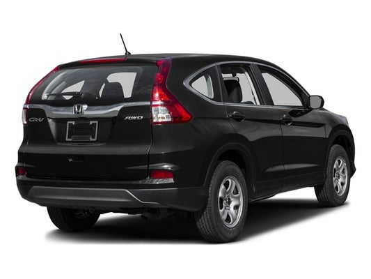 2016 Honda Cr V Lx In Wilbraham Ma Lia Toyota Of
