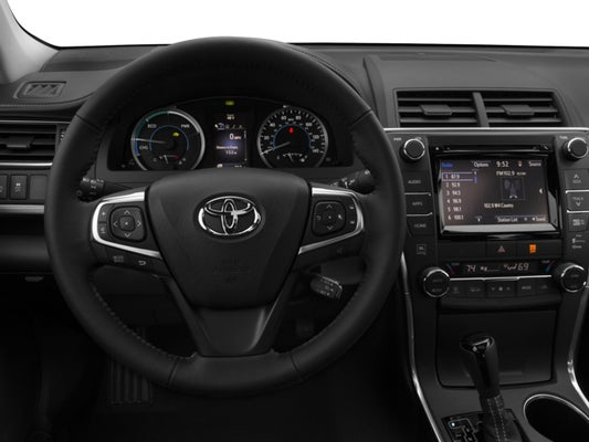 2016 Toyota Camry Hybrid Xle In Wilbraham Ma Lia Of