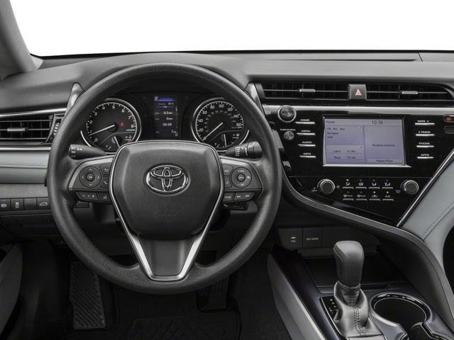 2018 Toyota Camry Le Wilbraham Ma Area Toyota Dealer Serving