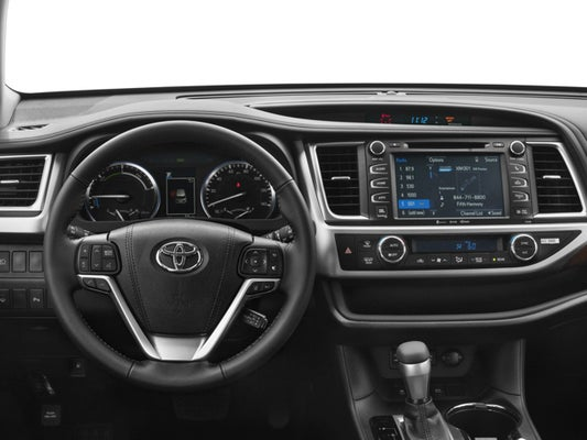 2018 Toyota Highlander Hybrid Limited In Wilbraham Ma Lia Of