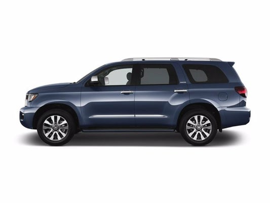 2019 Toyota Sequoia Platinum Toyota Dealer Serving Wilbraham Ma